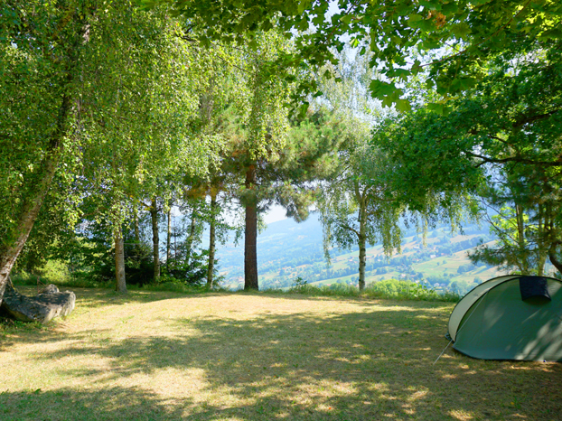 Camping emplacement pas cher