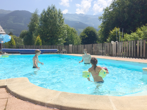 camping en isere avec piscine ouvert juillet août